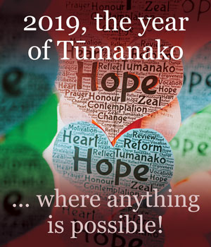 2019, the year of Tumanako... where anything is possible!